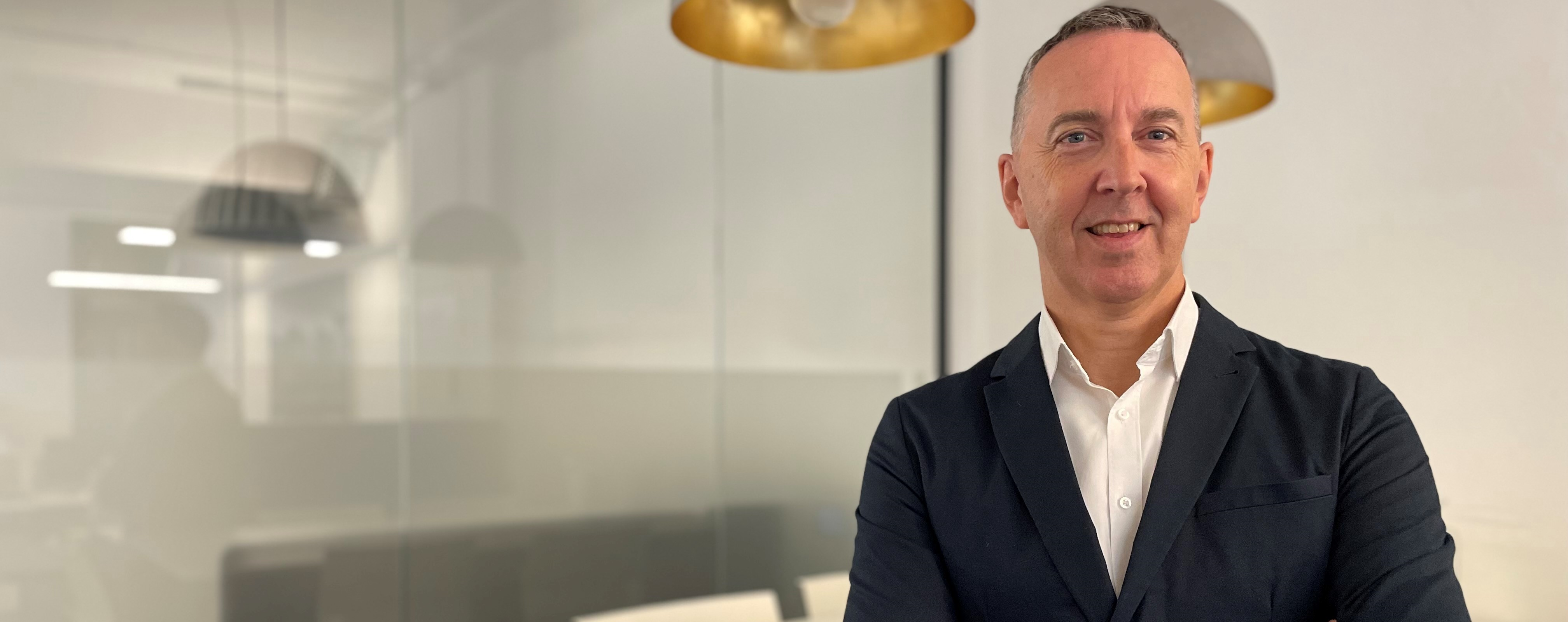Interview with Achim Tyler, Vice President of Global Sales